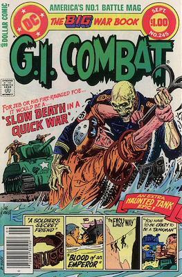 G.I. Combat (grapa) #245