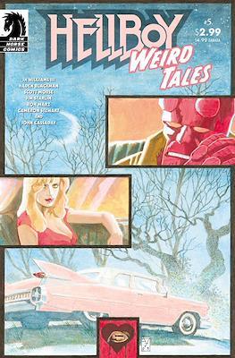 Hellboy Weird Tales (grapa) #5