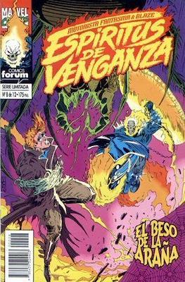 Espíritus de Venganza (1993-1994) (Grapa. 17x26. 24 páginas. Color.) #8