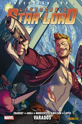 Legendario Starlord. 100% Marvel (Rústica 192-176 pp) #3