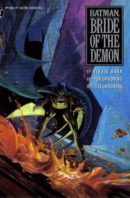Batman: Bride of the Demon (1990)