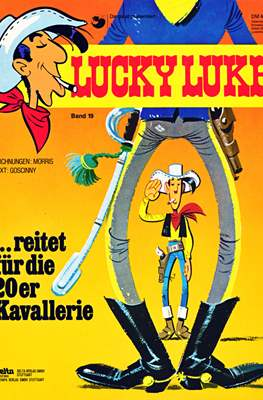 Lucky Luke (Softcover) #19