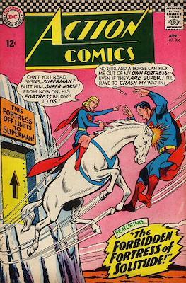 Action Comics Vol. 1 (1938-2011; 2016-) (Comic Book) #336