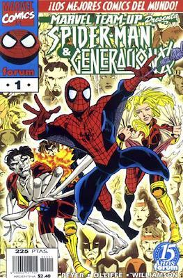 Marvel Team-Up Presenta (1998-1999) (Grapa. 17x26. 24 páginas. Color.) #1