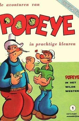 De avonturen van Popeye in prachtige kleuren