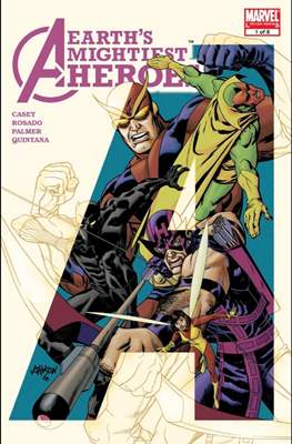 Avengers: Earth's Mightiest Heroes Vol. 2