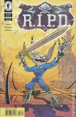 R.I.P.D. (Comic Book) #3