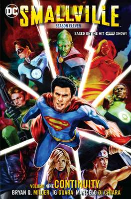 Smallville Season Eleven (Rustica) #9
