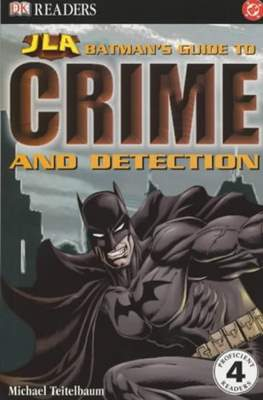 JLA: Batman's Guide to Crime and Detection