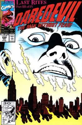 Daredevil Vol. 1 (1964-1998) (Comic Book) #299