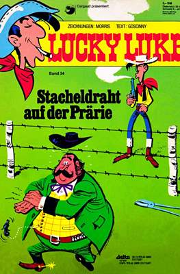 Lucky Luke (Softcover) #34