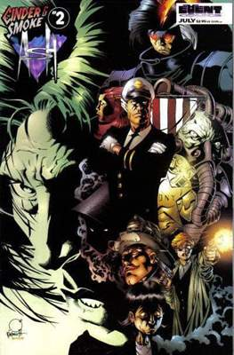 Ash: Cinder & Smoke (Comic Book) #2