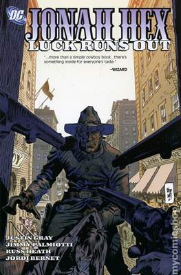 Jonah Hex Vol. 2 #5