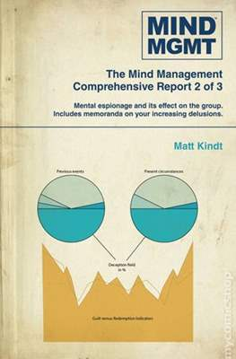 Mind MGMT (Softcover 400-360 pp) #2