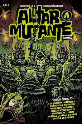 Altar Mutante (Fanzine) #1