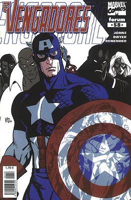 Los Vengadores vol. 3 (1998-2005) (Grapa. 17x26. 24 páginas. Color. (1998-2005).) #58