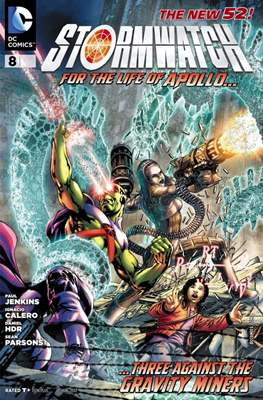 Stormwatch (2011-) (Digital) #8