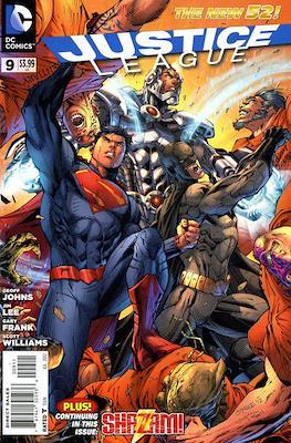 Justice League Vol. 2 (2011-2016) #9