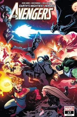 The Avengers Vol. 8 (2018-...) #17