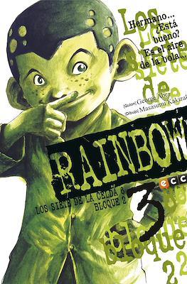 Rainbow - Los siete de la celda 6 bloque 2 (Rústica con sobrecubierta) #3