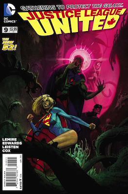 Justice League United (2014-2016) (Grapa) #9