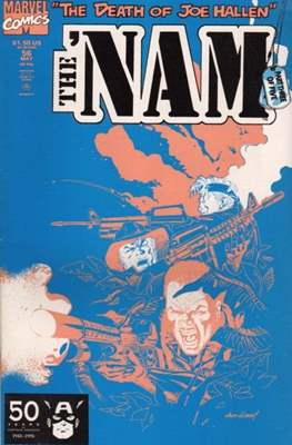 The 'Nam Vol 1 (Comic-book.) #56