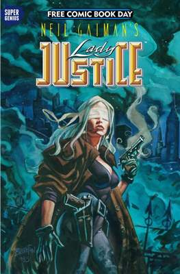 Neil Gaiman's Lady Justice - Free Comic Book Day
