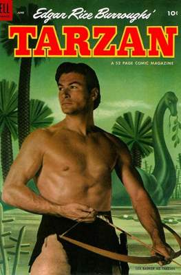 Tarzan (Comic-book) #45