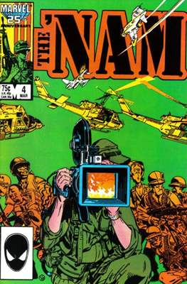 The 'Nam Vol 1 (Comic-book.) #4