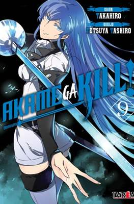Akame ga Kill! (Rústica con sobrecubierta) #9