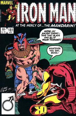 Iron Man Vol. 1 (1968-1996) (Comic book) #181