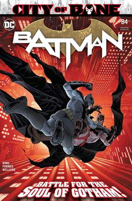 Batman Vol. 3 (2016-) (Comic-book) #84