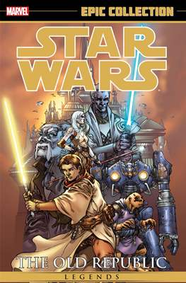 Star Wars Legends Epic Collection (Softcover) #3