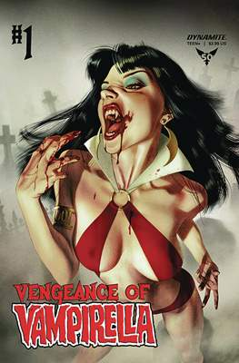 Vengeance of Vampirella (2019)