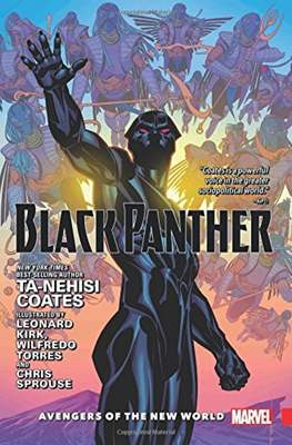 Black Panther by Ta-Neishi Coates (Hardcover) #2