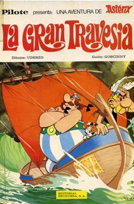 Astérix (Cartoné, 48 págs. (1968-1975)) #22