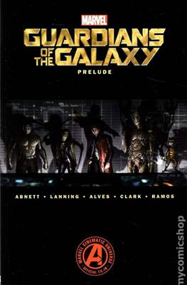 Guardians of the Galaxy Prelude (Softcover 168 pp) #1