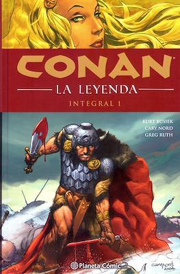 Conan. La Leyenda (Cartoné 504 pp) #1