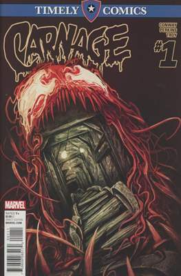 Timely Comics Carnage