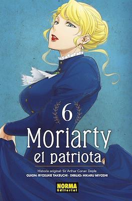 Moriarty el patriota (Rústica con sobrecubierta) #6