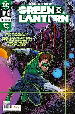 Green Lantern. Nuevo Universo DC / Hal Jordan y los Green Lantern Corps. Renacimiento (Grapa) #98/16