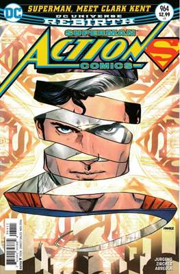 Action Comics Vol. 1 (1938-2011; 2016-) (Comic Book) #964