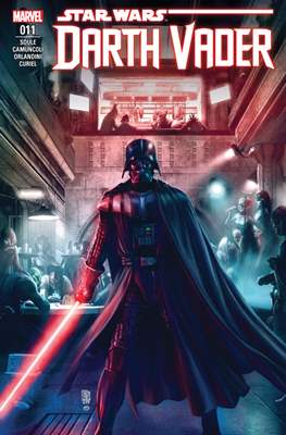 Star Wars: Darth Vader (2017) (Comic Book) #11