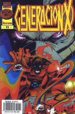 Generación-X Vol. 2 (1996-2000) (Grapa 24 pp) #11
