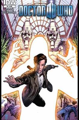 Doctor Who - Vol 3 #2