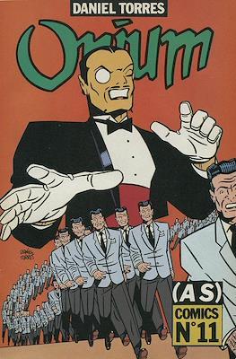 (AS) Comics (Agrafé) #11
