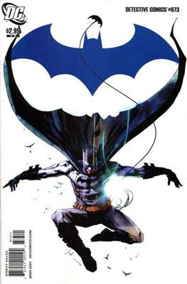 Detective Comics Vol. 1 (1937-2011; 2016-) (Comic Book) #873