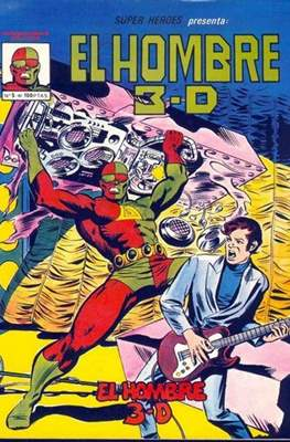 Super heroes Vol. 3 (Grapa (1981)) #5