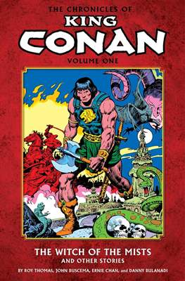 The Chronicles of King Conan (2010-2015)