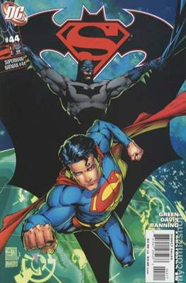 Superman / Batman (2003-2011) (saddle-stitched) #44